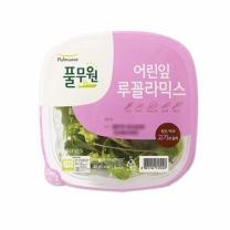 풀무원 어린잎샐러드 루꼴라(40G)