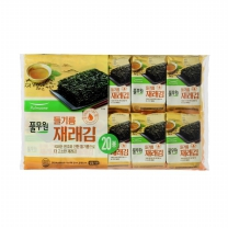 풀무원 재래 식탁김(10장*20봉)