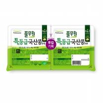 풀무원 국산 두부 (부침+찌개)(300G*2입)