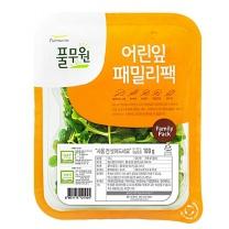 풀무원 어린잎샐러드 패밀리팩(100G)