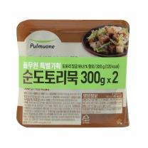 풀무원 도토리묵(300G*2입)