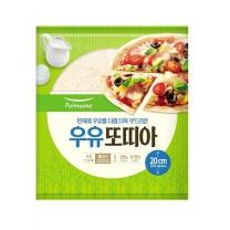 풀무원 올바른또띠아 (우유)(225G)