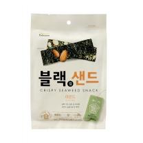 풀무원 블랙 김샌드 (아몬드)(20G)