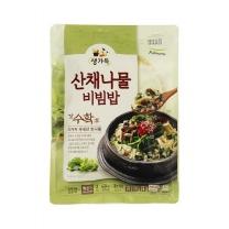 풀무원 산채나물비빔밥 (2인)(434G)