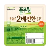 풀무원 2배진한 유기농 두부(찌개용)(290G)