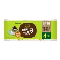 풀무원 렌틸콩 생나또(100G*2입)