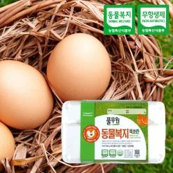 풀무원 동물복지 목초란 (대란)(15입/780G)