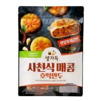 풀무원 사천식 매콤호떡만두(600G)