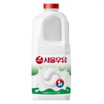 서울 흰우유(1,800ML)