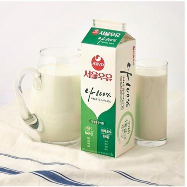 서울 흰우유(1,000ML)