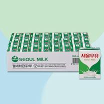 서울 멸균 흰우유(200ML*24)