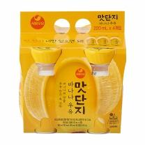 서울 맛단지 바나나 우유(220ML*4입)