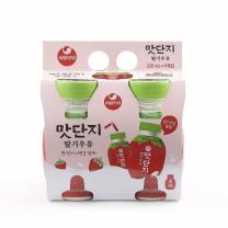 서울 맛단지 딸기 우유(220ML*4입)