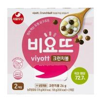서울 비요뜨 (크런치볼)(143G*2입)