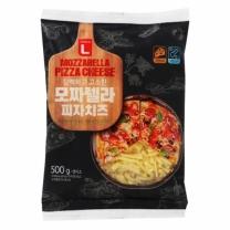 초이스엘 모짜렐라 피자치즈 (소)(500G)