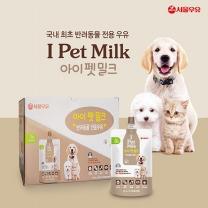 서울우유 아이펫 밀크(180ML*10입)