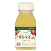 서울 아침에주스 (사과)(210ML*2입)