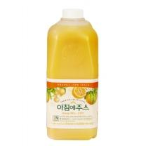 서울 아침에주스 (오렌지)(1,800ML)
