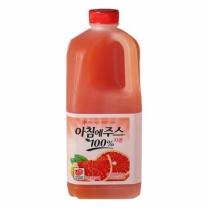 서울 아침에주스 (자몽)(1,800ML)