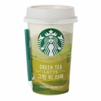 서울 스타벅스 그린티라떼(200ML)