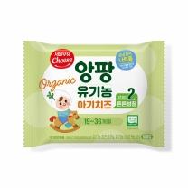 서울 유기농 앙팡 아기치즈 (2단계)(180G)