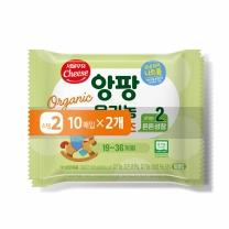 서울 유기농 앙팡 아기치즈 기획 (2단계)(180G*2입)