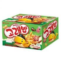 오리온 고래밥 볶음양념맛(40G*15입)