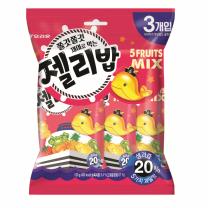 오리온 젤리밥(40G*3입)