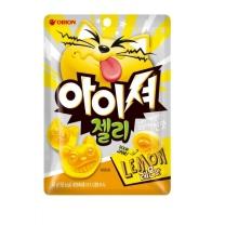오리온 아이셔젤리 레몬맛(49G)
