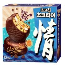오리온 초코칩 초코파이(444G)