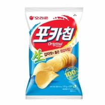 오리온 포카칩 오리지날(137G)