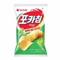오리온 포카칩양파(137G)