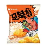 오리온 꼬북칩 새우맛(160G)