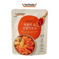 요리하다 떡볶이&김말이소스(120G)