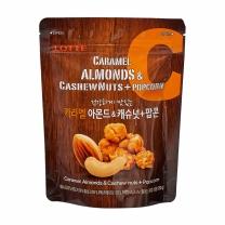카라멜 아몬드&캐슈넛 팝콘(120G)