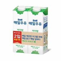 ■ 매일 후레쉬 저지방 1% 우유기획(900ML*2입)