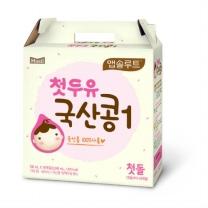 첫두유 국산콩 (1단계)(190ML*16입)