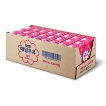 매일 멸균딸기우유(24입)(200ml*24)