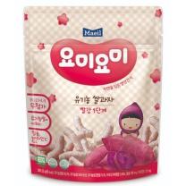 매일 요미요미쌀과자 빨강 1단계(25G)