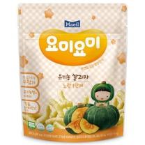 매일 요미요미쌀과자 노랑 1단계(25G)