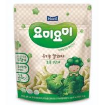 매일 요미요미쌀과자 초록 1단계(25G)