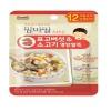 ㉰맘마밀 소고기영양쌀죽(12월)(80g)