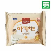 상하 유기농 아기치즈 (2단계)(180G)