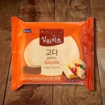 ■ 상하 고다 슬라이스 치즈(180G)