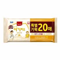 상하 유기농 아기치즈(180G*2입)