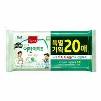상하 유기농 어린이치즈(180G*2입)