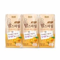 앱솔맘 식이섬유 주스 (오렌지)(200ML*3입)