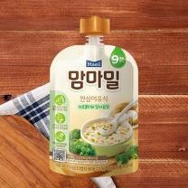 맘마밀 브로콜리와 닭가슴살(100G)