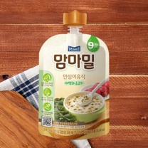 맘마밀 미역과 소고기(100G)