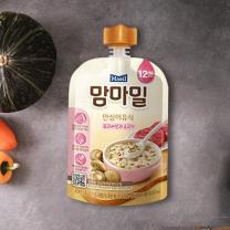 맘마밀 표고버섯과 소고기(100G)